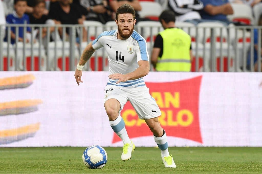 Naithan Nandez, centrocampista Cagliari