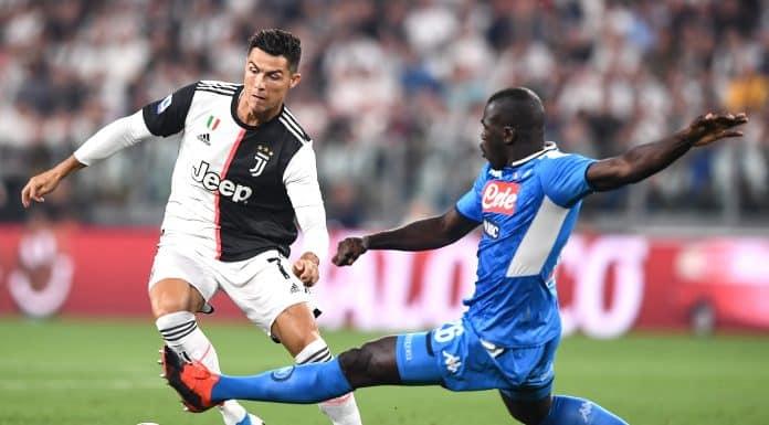 Ronaldo-Koulibaly, Juventus-Napoli
