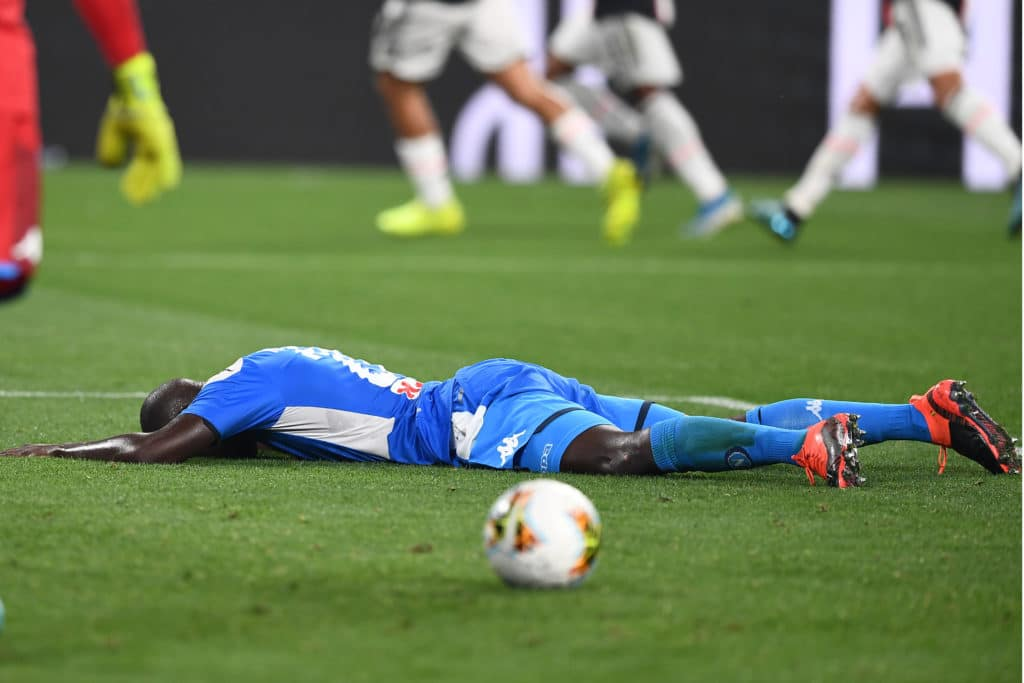 delusione Koulibaly, Juventus-Napoli