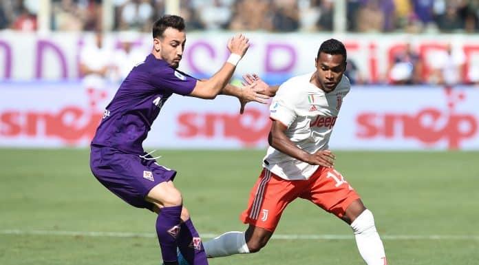 Alex Sandro-Castrovilli, Fiorentina-Juventus