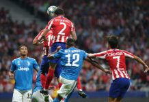 Atletico Madrid-Juventus