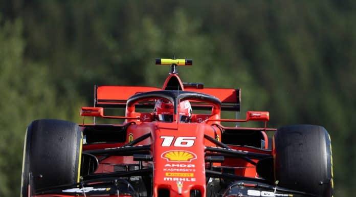 Charles Leclerc, Ferrari 2019 - Formula 1