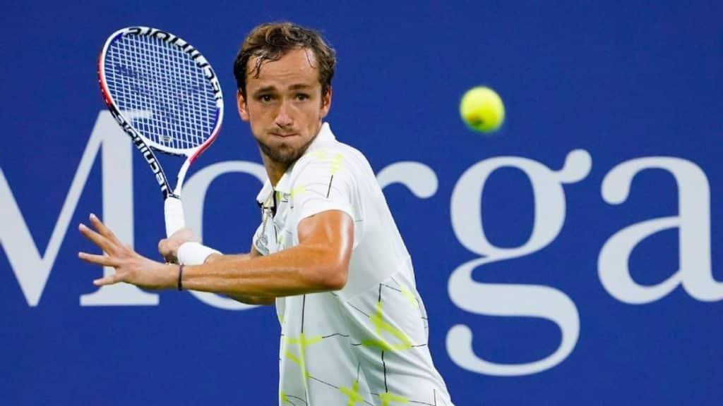 Daniil Medvedev, US Open 2019