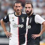 Higuain-Bonucci, Juventus