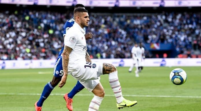 Mauro Icardi, PSG