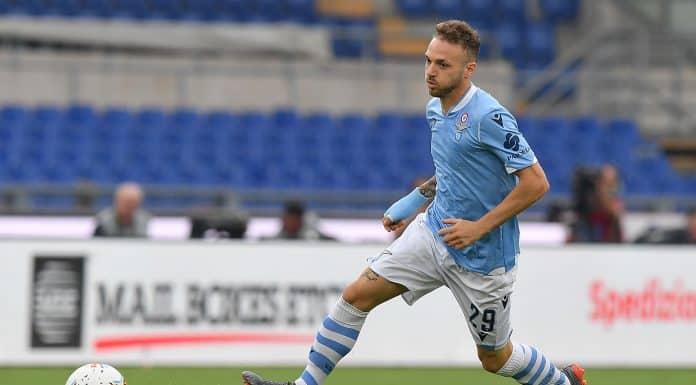 Manuel Lazzari, Lazio