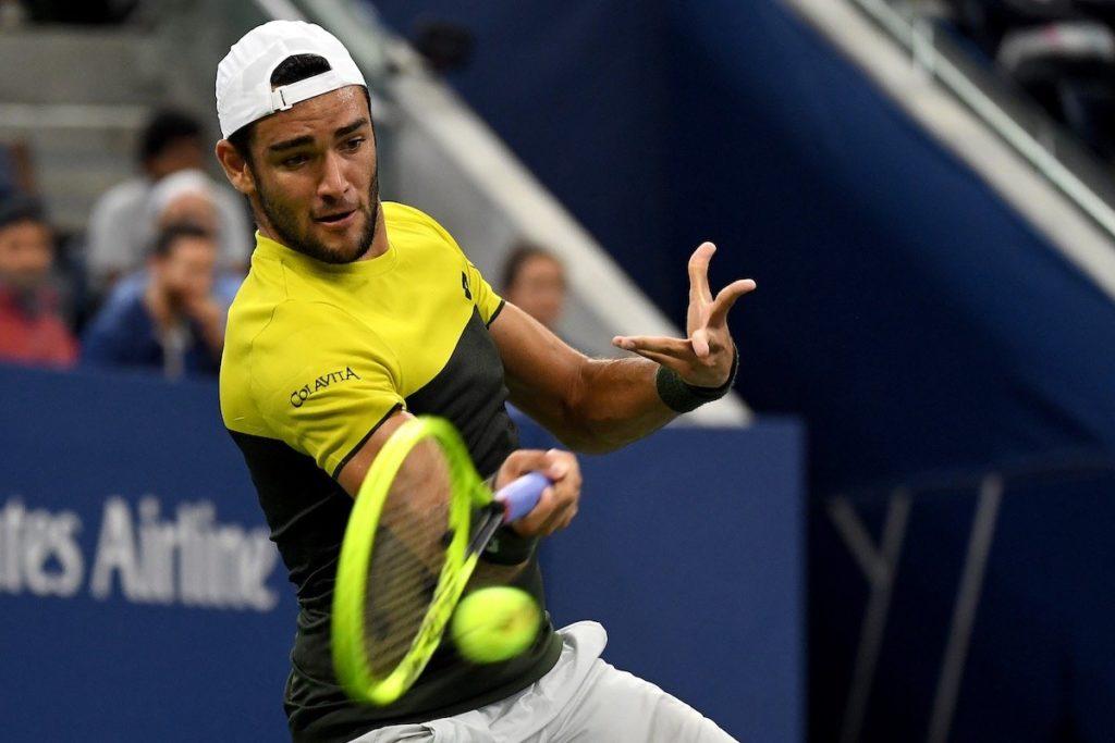 Matteo Berrettini, US Open 2019 - Tennis