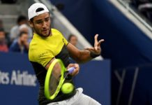 Matteo Berrettini, US Open 2019 - Tennis