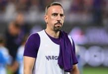 Fiorentina Ribery