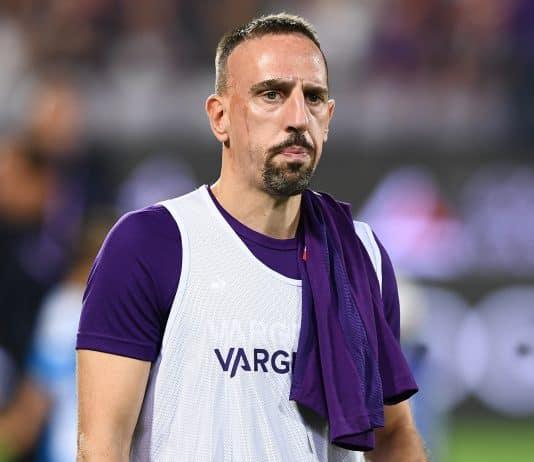 Ribery, Fiorentina