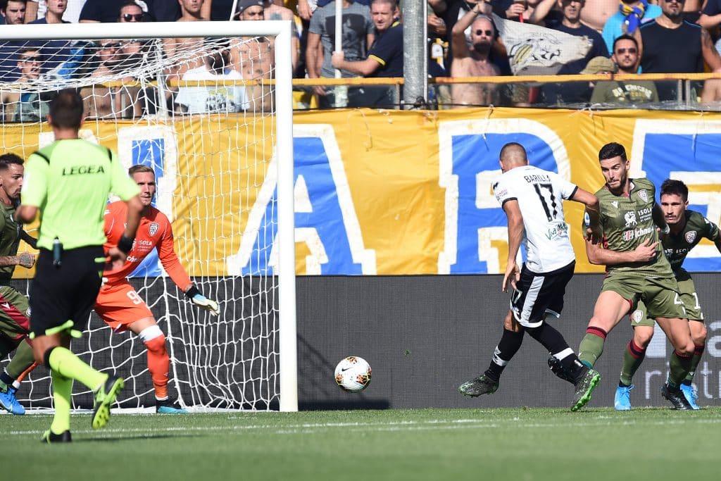 gol Barilla, Parma-Cagliari