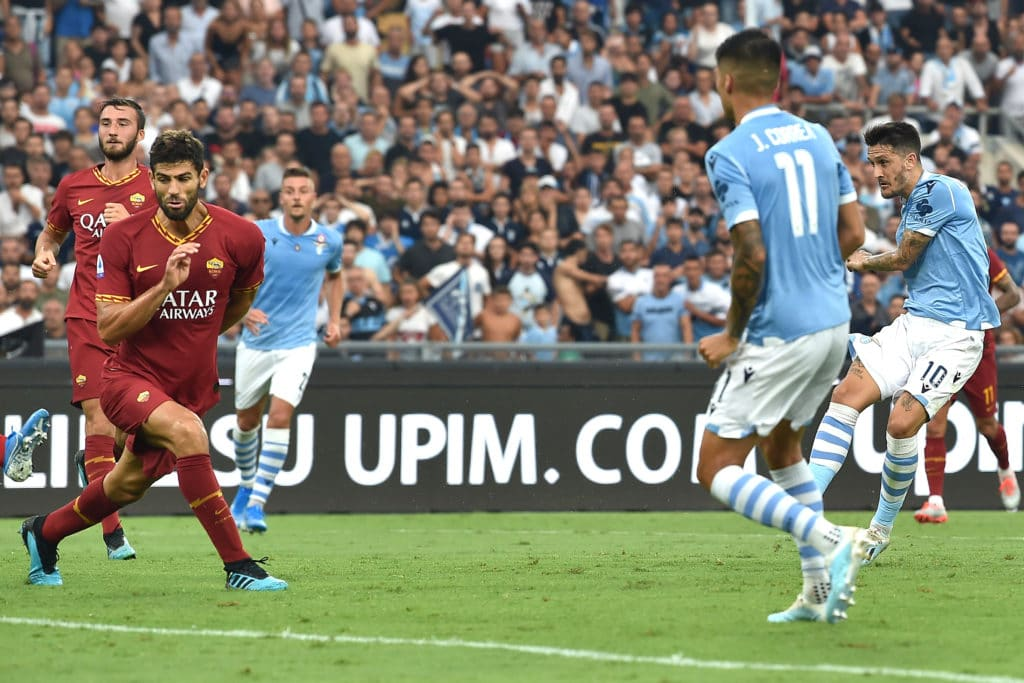 gol Luis_Alberto, Lazio-Roma