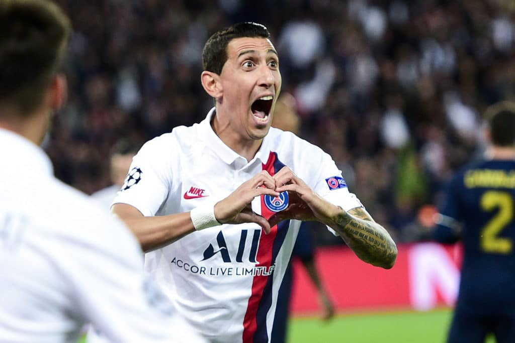 Angel Di Maria, PSG