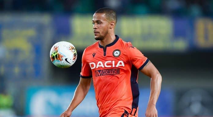 Ekong, difensore Udinese