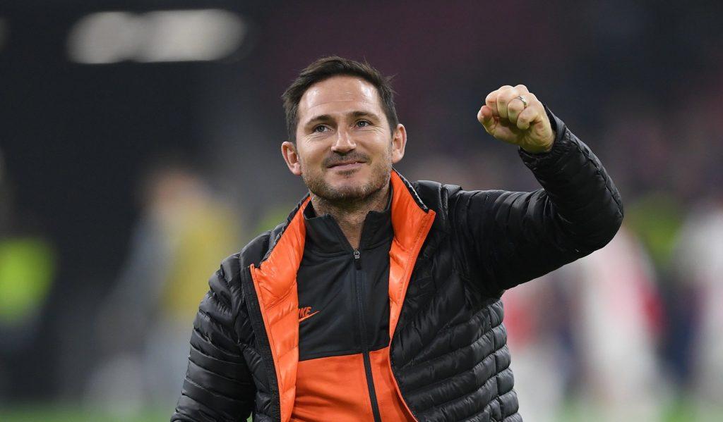 Franck Lampard, allenatore Chelsea