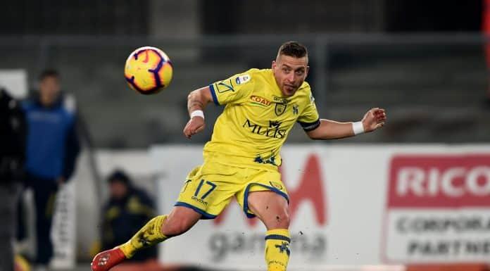 Giaccherini, centrocampista Chievo