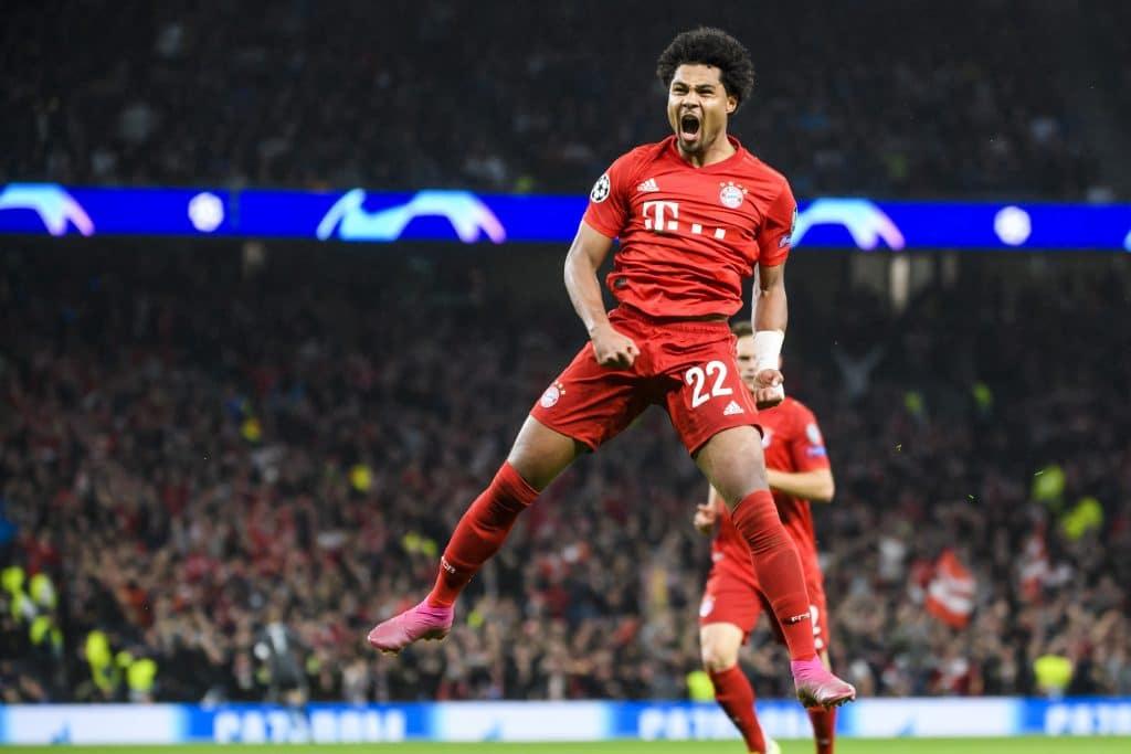 Gnabry, attaccante Bayern Monaco