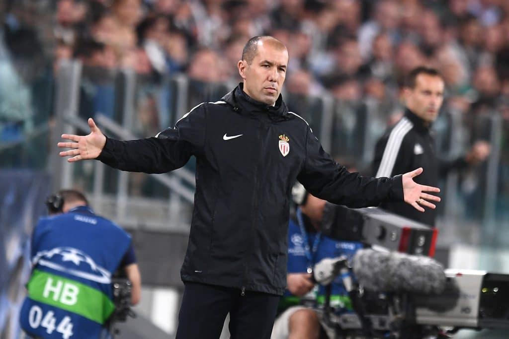 Jardim, allenatore Monaco
