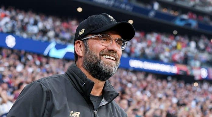 Klopp, allenatore Liverpool