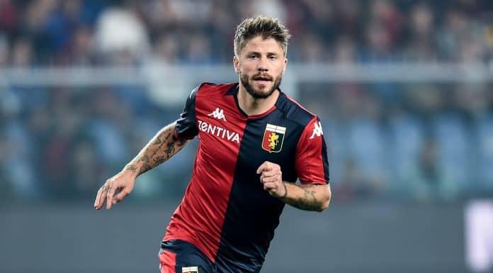 Lasse Schone, Genoa