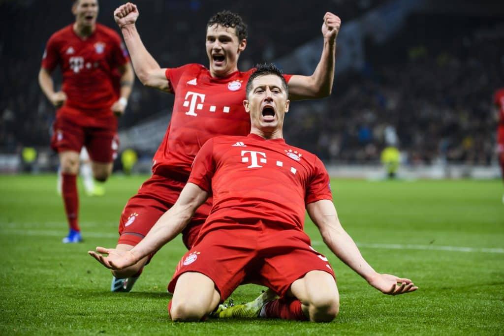Lewandowski, Bayern Monaco