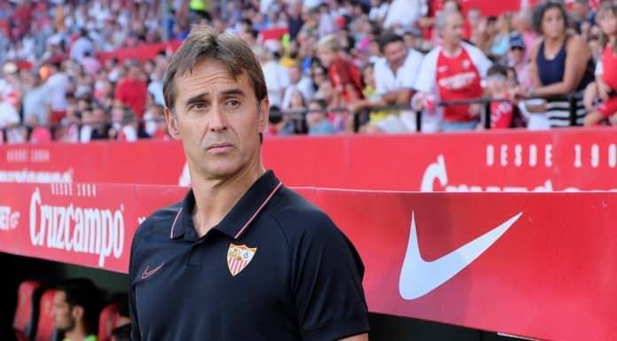 Lopetegui, allenatore Siviglia