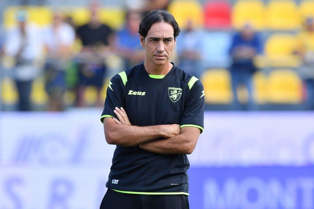 Nesta, allenatore Frosinone