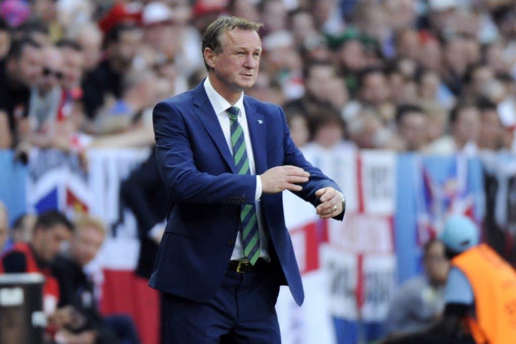 O'Neill, allenatore Irlanda del Nord