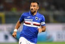 Quagliarella, attaccante Sampdoria