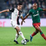 Ronaldo e Joao Mario, Juventus-Lokomotiv Mosca