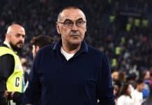 Sarri, allenatore Juventus