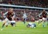 Targett, Aston Villa
