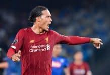 Van Dijk, difensore Liverpool