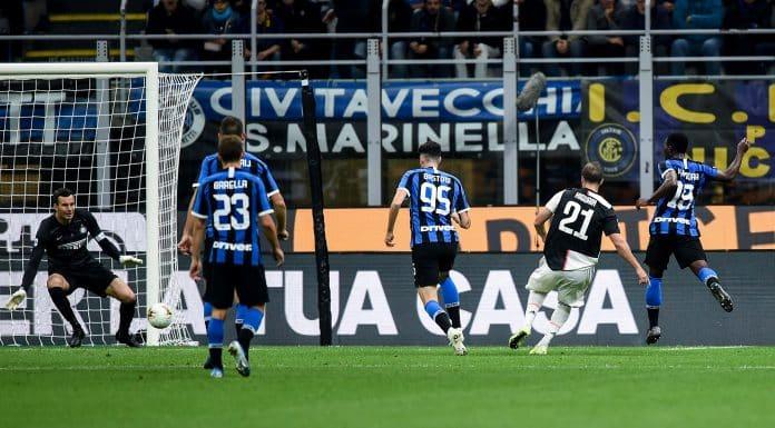 gol Higuain, Inter-Juventus