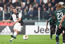 gol Pjanic, Juventus-Bologna