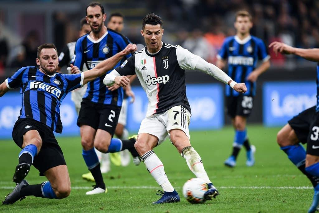 gol annullato Ronaldo, Inter-Juventus