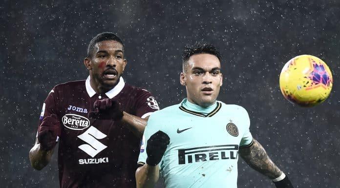 Martinez-Bremer, Torino-Inter
