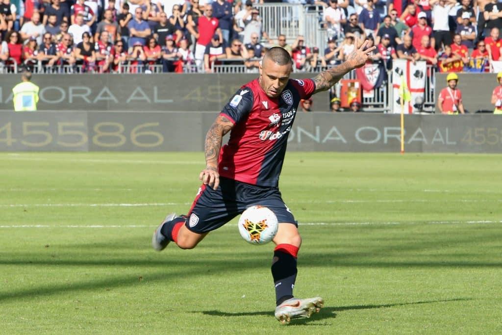 Naiggolan, centrocampista Cagliari