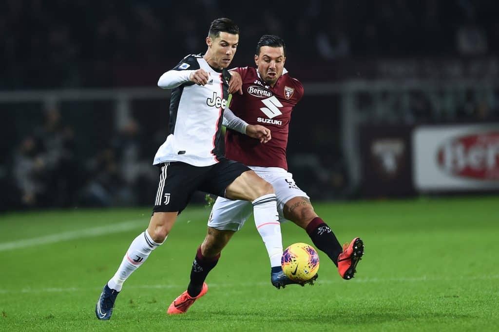 Ronaldo-Izzo, derby Torino-Juventus