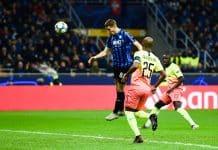 gol Mario Pasalic, Atalanta-Manchester City