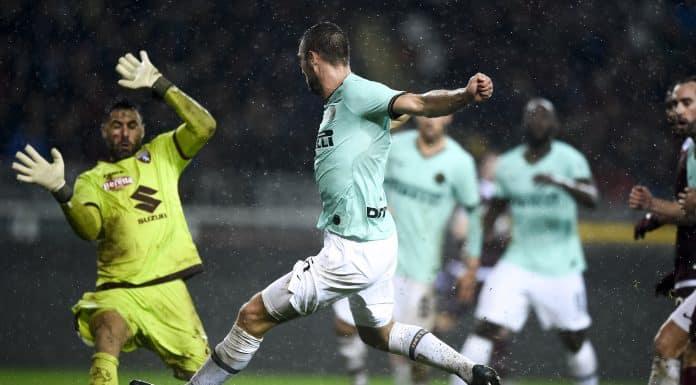 gol de Vrij, Torino-Inter