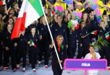 Pellegrini, portabandiera Olimpiadi