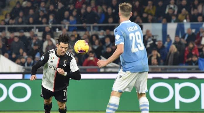 Ronaldo, Lazio-Juventus