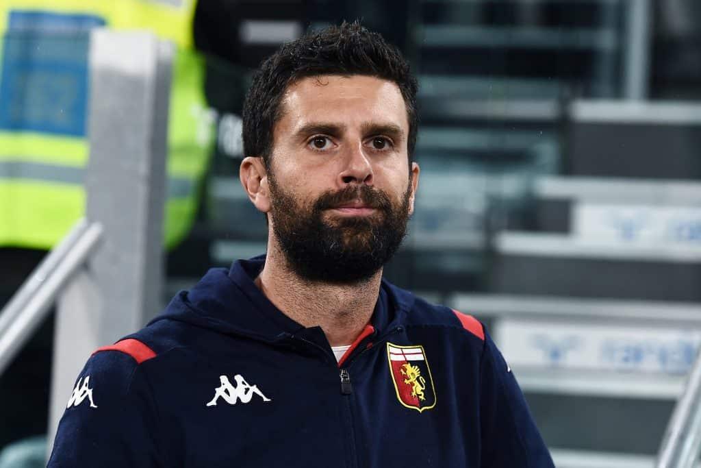 Thiago Motta, allenatore Genoa