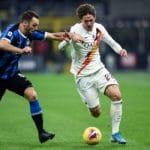 Zaniolo-De Vrij, Inter-Roma