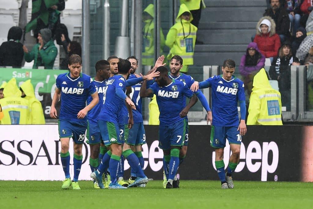 esultanza gol Boga, Juventus-Sassuolo