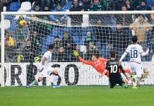 gol Djuricic, Sassuolo-Torino