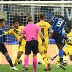 gol Lukaku, Inter-Barcellona