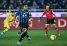 gol Muriel, Atalanta-Verona