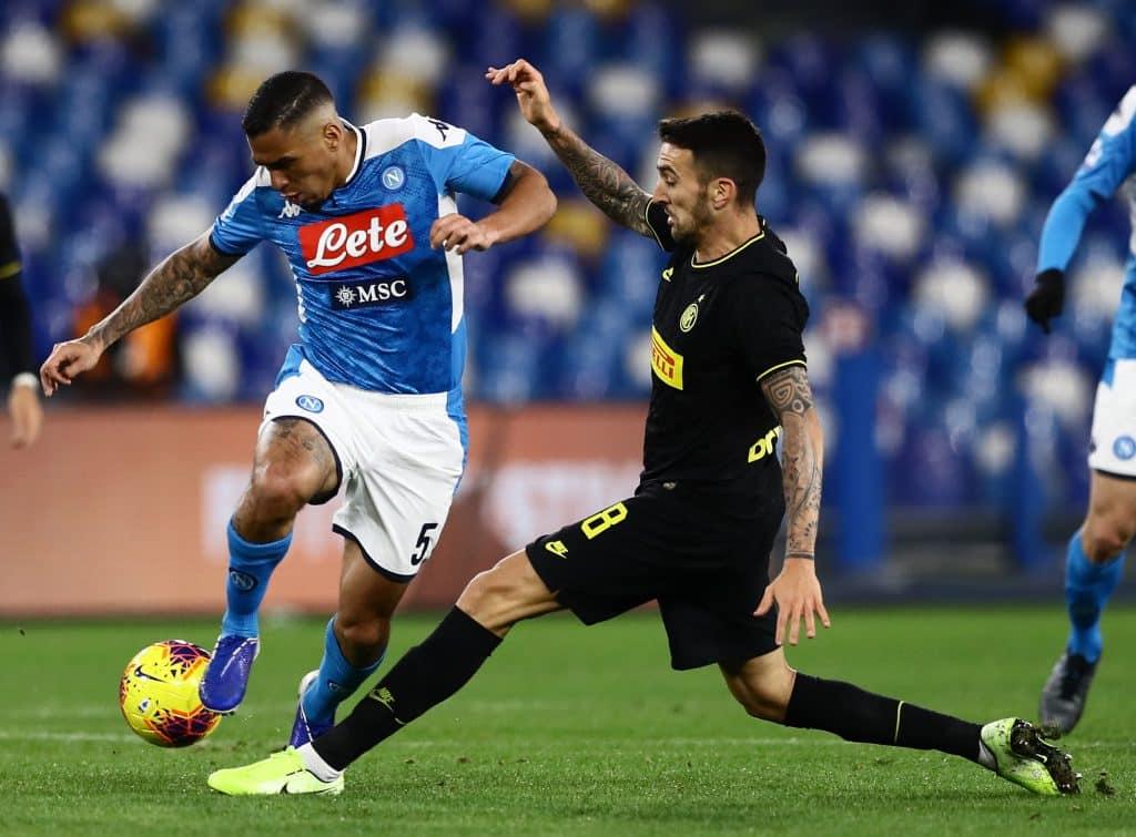 Allan-Vecino, Napoli-Inter